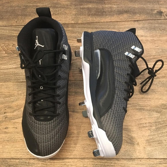 8b54ed55499b Nike Shoes | Air Jordans 12 Xii Retro Metal Baseball Cleat | Poshmark